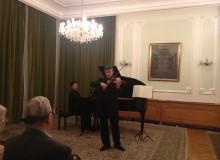 Concert by Ivo Stankov (violin) & Ivan Donchev (piano)