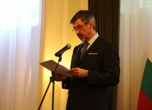18.06.14: Award Ceremony and Concert,Halls of the Bulgarian Embassy