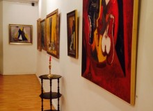 02.07.2014 Exhibition Opening: Peter Pironkov