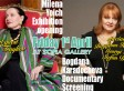 "Exhibition Opening by Milena Yoich and Film Screening of ""Bogdana's Paris"""